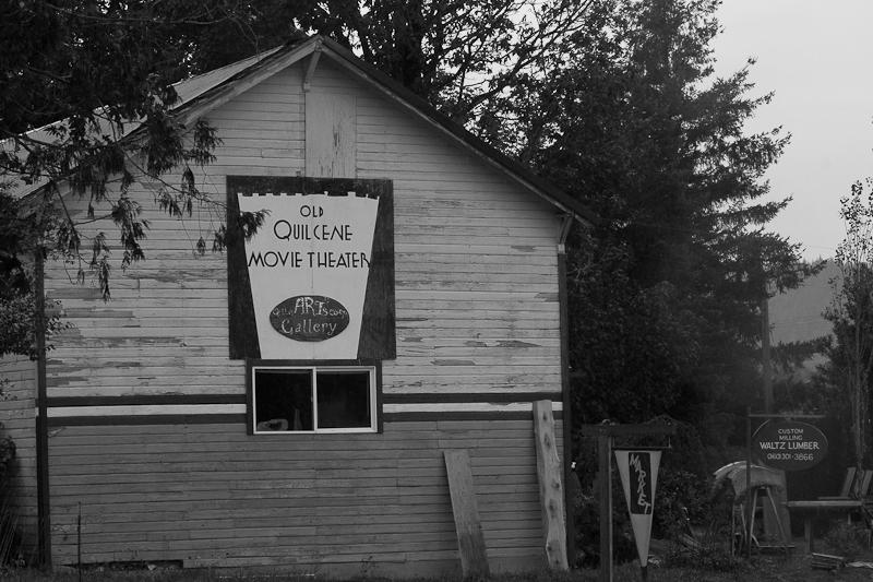 Ol' Time Movie House, Highway 101